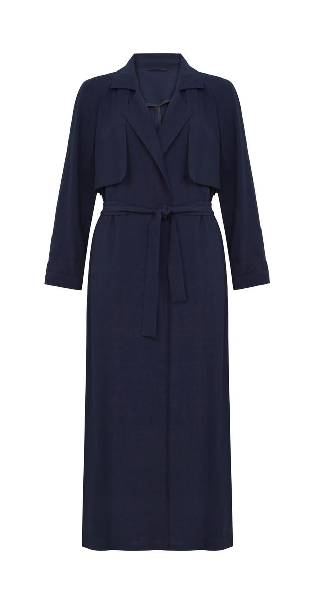 Trench, €140, Autograph, Marks & Spencer.