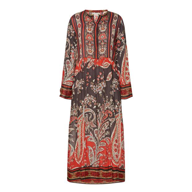Dress, Isabel Marant, now reduced in the sale to €195, Brown Thomas Dublin, Cork, Galway and Limerick, and online, see brownthomas.com