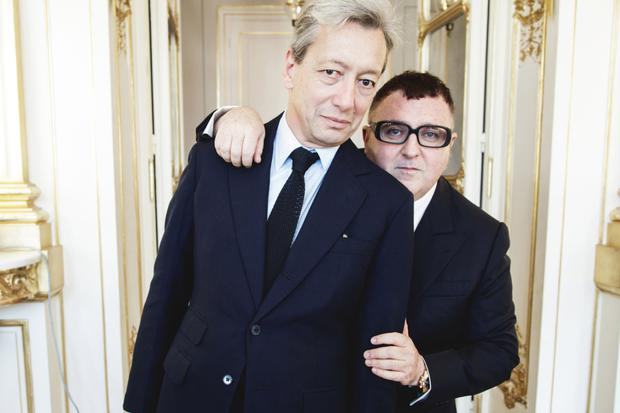 It takes deux: Frédéric Malle and Alber Elbaz. Over a series of leisurely lunches, the perfumer and designer dreamt up a dynamic new scent