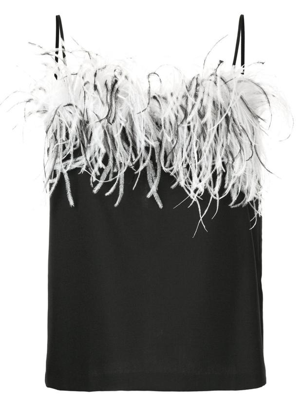 Camisole, €178 from Le Cien Bleu at farfetch.com
