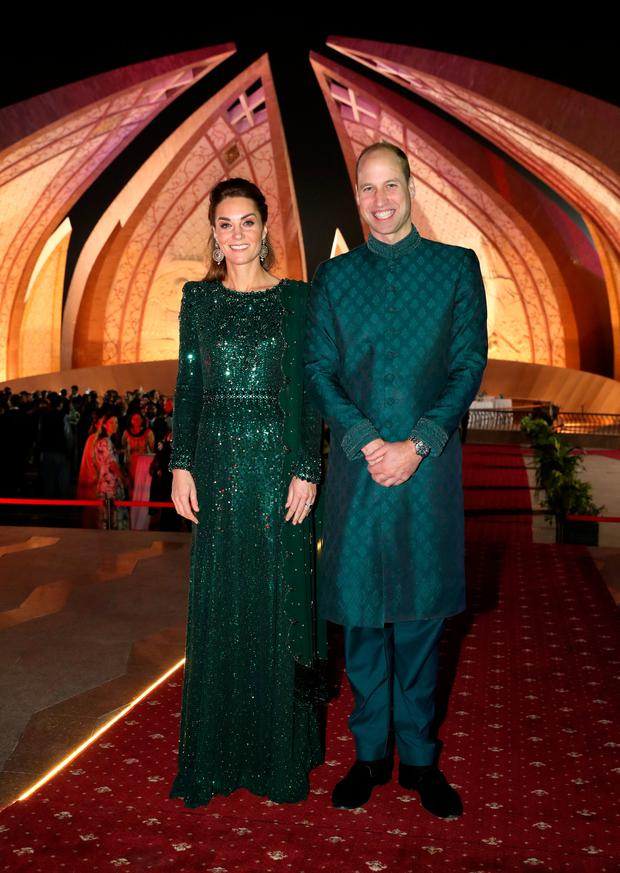 Kate and William. Photo: Getty