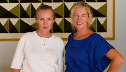 Stable of Ireland co-founders Sonia Reynolds and Francie Duff. Photo: Melanie Mullan
