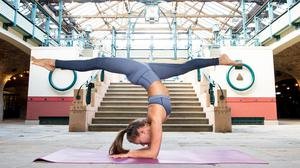 Lululemon is expected to open its flagship store this October. Photo: Nicky J Sims/Getty Images for Lululemon Sweatlife Festival