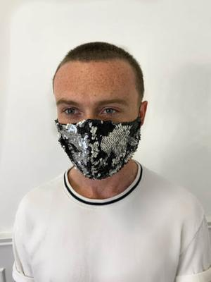 10pc of Eamonn McGill's masks go to charity
