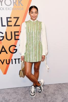 Laura Harrier. Photo: Getty Images