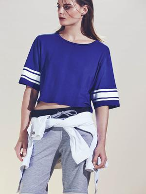 (2) athletic style t-shirt (€11.99, New Look)