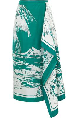Turquoise, €660 from Tibi at Netaporter.com