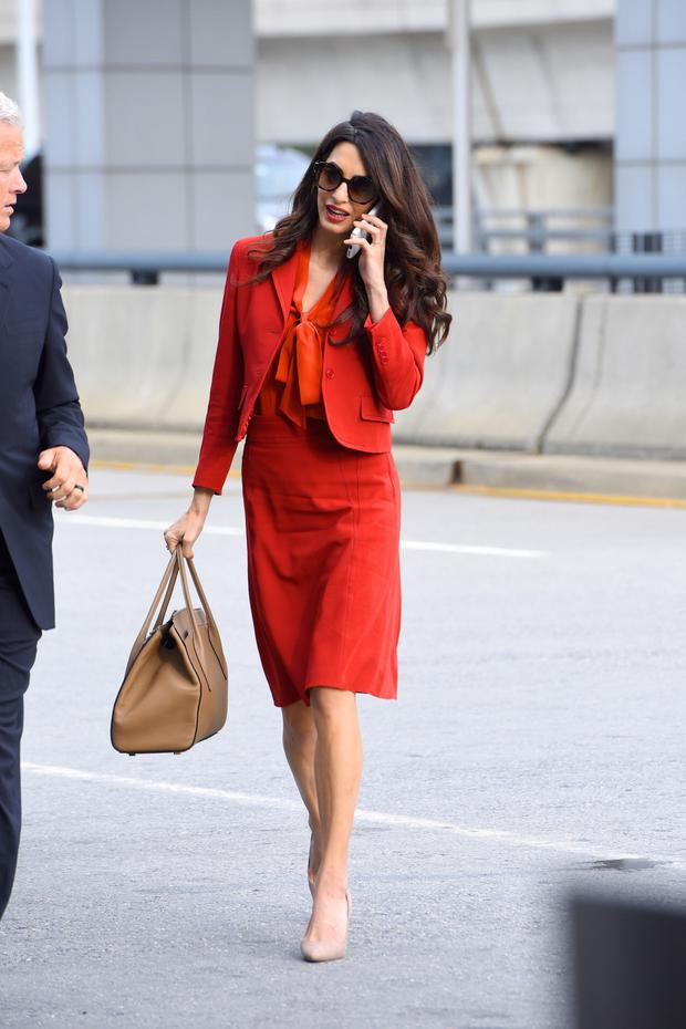George Clooney finally reveals how he met wife Amal - and the