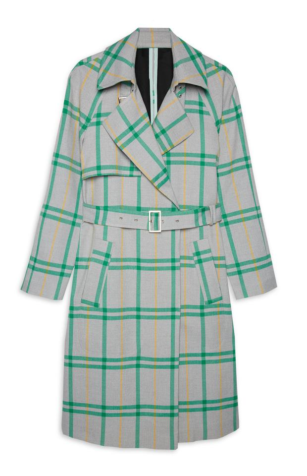 Trench coat, €40 from Penneys