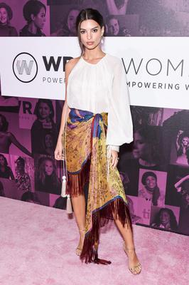 Emily Ratajkowski attends TheWrap's Power Women Summit-Day 2 at InterContinental Los Angeles Downtown. Photo: Getty Images