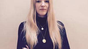 Sorcha O'Raghallaigh, who is among the designers featured in Brown Thomas's CREATE 2021 showcase