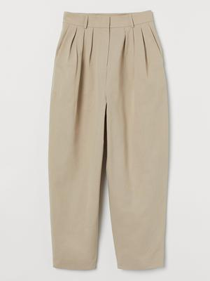 Trousers, €49.99 from H&M