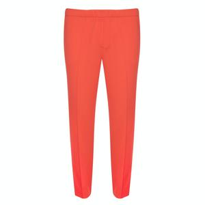 (2) Penney's red tailored trousers (€15)
