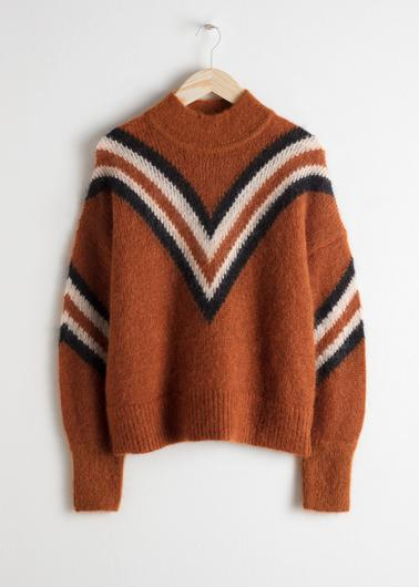 Jumper, €89 from & Other Stories