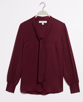 Burgundy, €49 from Oasis