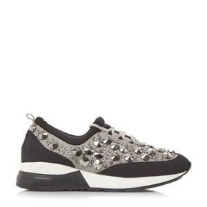 Embellished trainers, €115, Dune