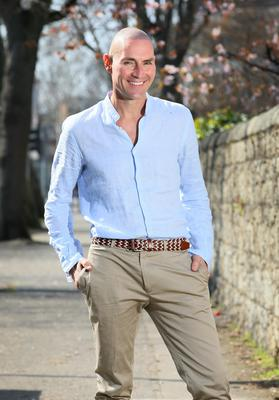 Alexander Fitzgerald in his everyday clothes