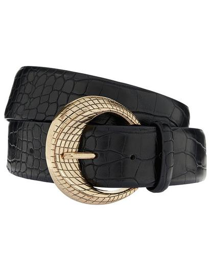 Faux snakeskin, €18 from Accessorize