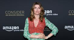 Smart casual: Sharon Horgan