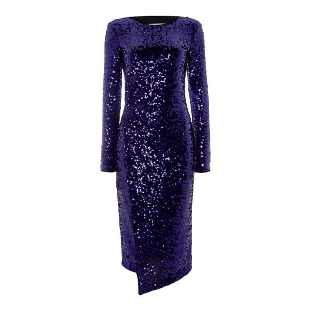 Purple midi, €130 from Studio by Preen at Debenhams