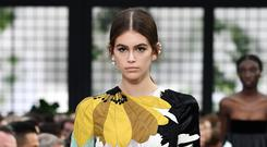 Flower power: Florals are a particularly good choice Photo: Getty