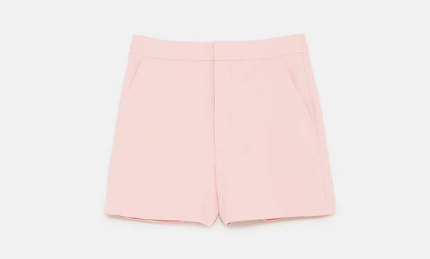 Shorts, €29.95 from Zara;