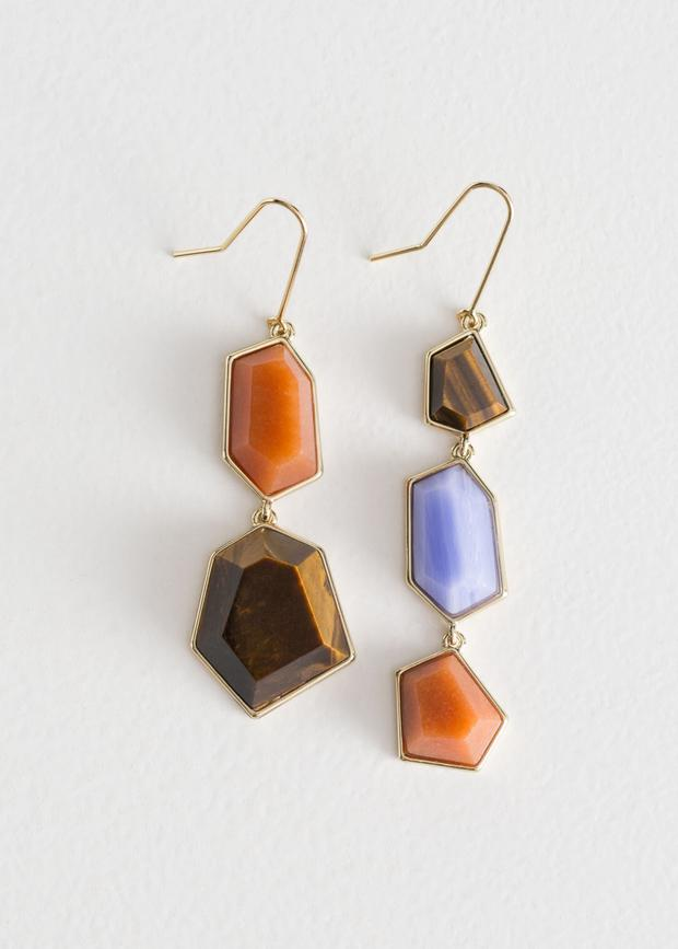 Earrings, €39 from & Other Stories