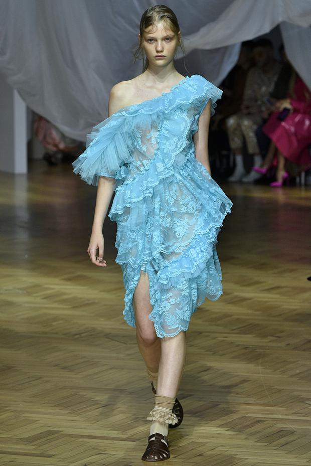 Lacy confections at Preen by Thornton Bregazzi