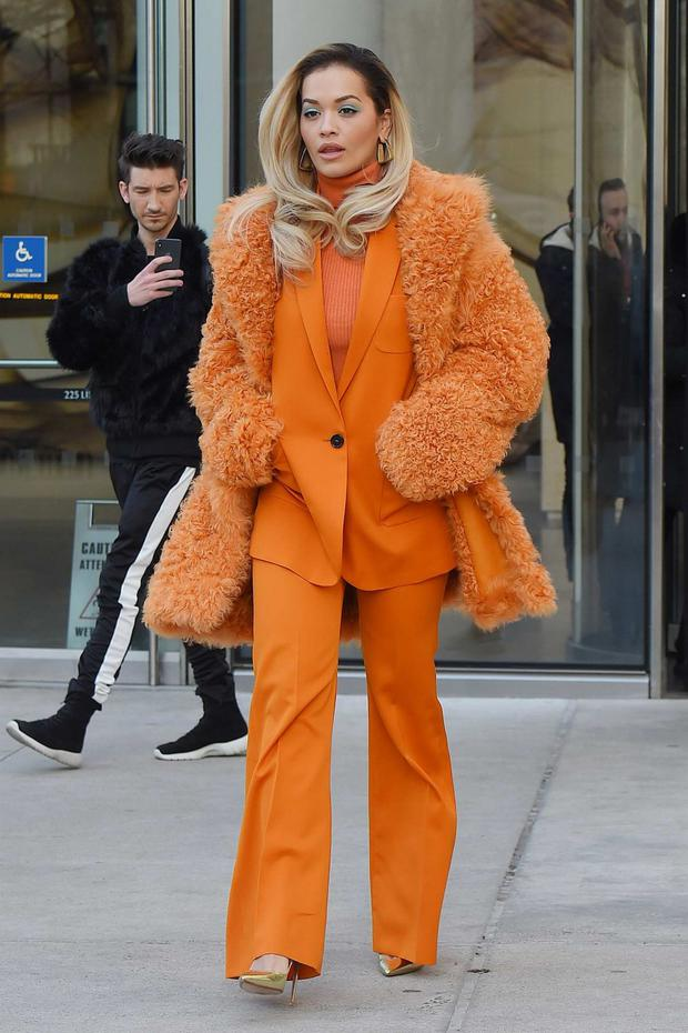 1155742a9fd6 How to wear... the teddy coat - Independent.ie