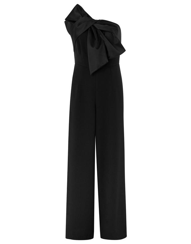 Black jumpsuit, €169 from Monsoon