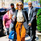 Cate Blanchett has been out and about over the last week promoting her new film, Where'd You Go, Bernadette?, in an array of characteristically stylish looks. Photo: GC Images