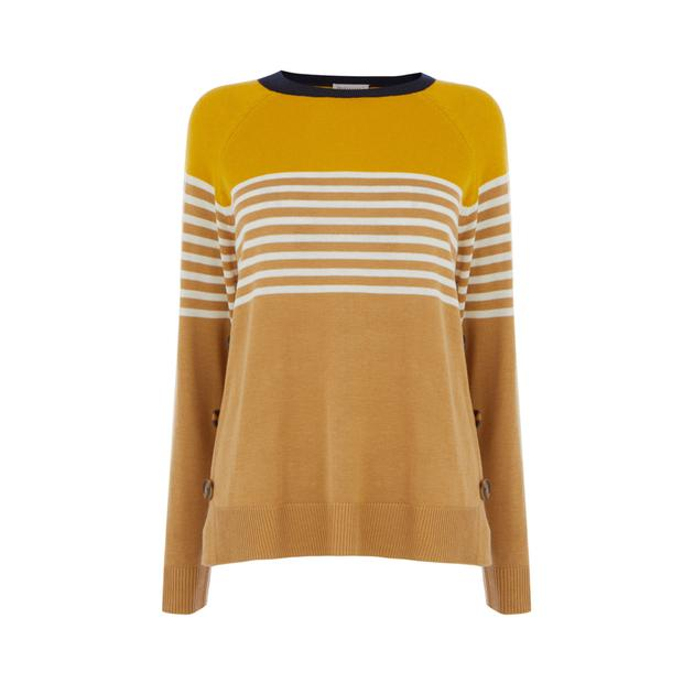 Jumper, €55 from Warehouse