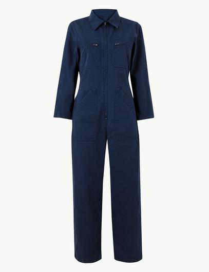 Boiler suit, €75 from M&S