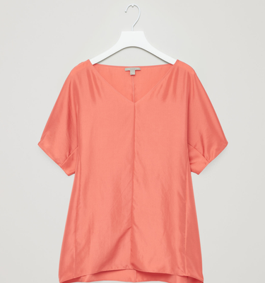 blouse, €89 from COS