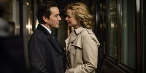 Hammer and tongues: Emily Watson and Ben Chaplin in Apple Tree Yard