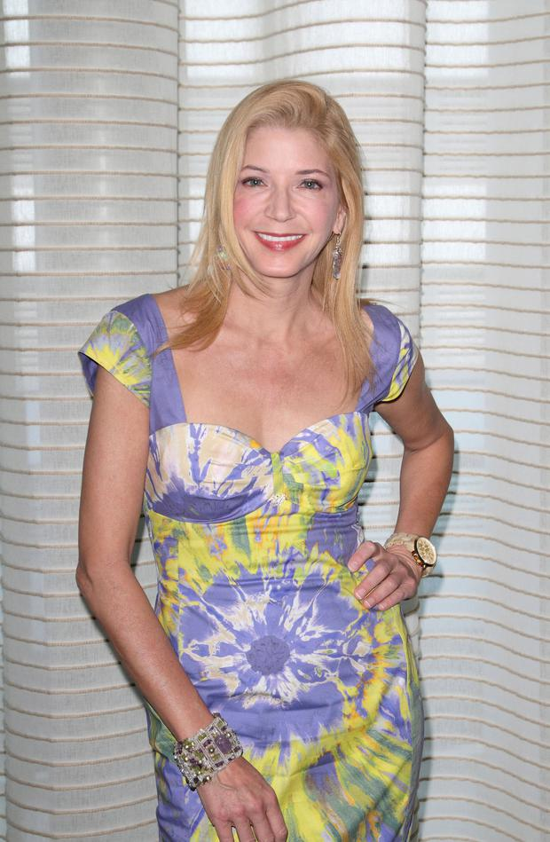 Back in the game: Candace Bushnell
