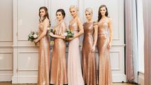 Bridesmaids dresses from Frock n Fabulous, Dublin