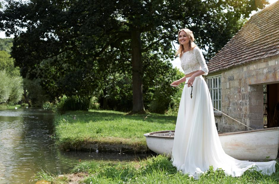 A Tale Of Romance Our Love For Bridal Designer
