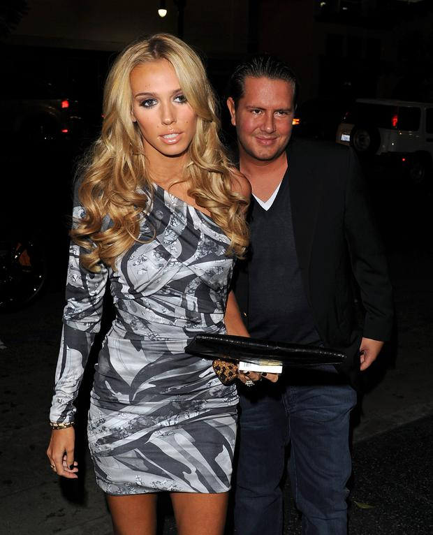 Not so happily ever after: Petra Ecclestone married James Stunt at age 22, and is now embroiled in divorce proceedings