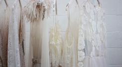 What is a bridal trunk show? Photo by Charisse Kenion