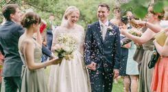 Should parents still be paying for their child's big day? | Stock photo of wedding by Lanty via Unsplash