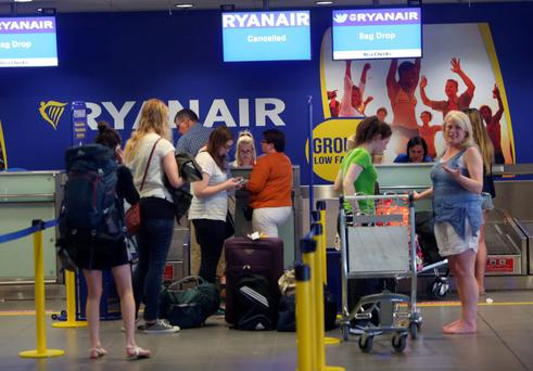 Ryanair, the classless flyer.
