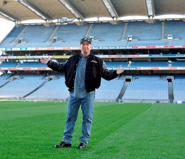 Garth Brooks in Croke Park