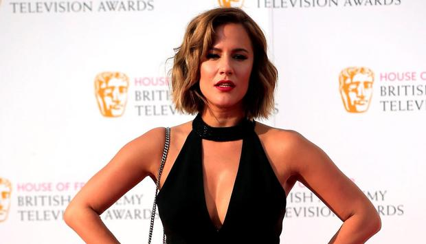 Caroline Flack. Photo: Jonathan Brady/PA Wire