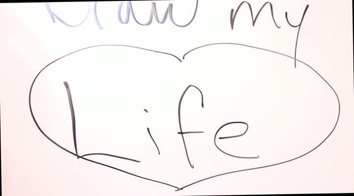 Draw My Life Jenna Marbles Independent Ie