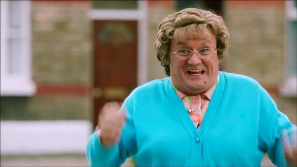 Mrs Brown D'Exhibition is coming to Dublin