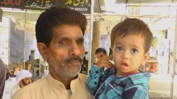 Baby accused of attempted murder in Pakistan (Generated thumbnail)