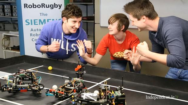 Celebrating a Decade of Student Innovation with UCD 'Rugby Robots' (Generated thumbnail)