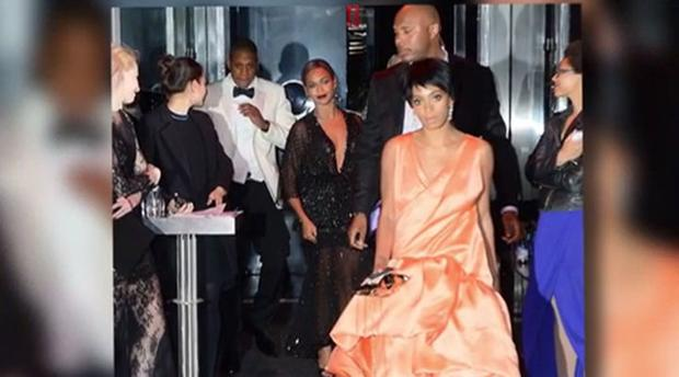 Jay Z and Solange Came To Blows Over Rihanna's Met After Party (Generated thumbnail)