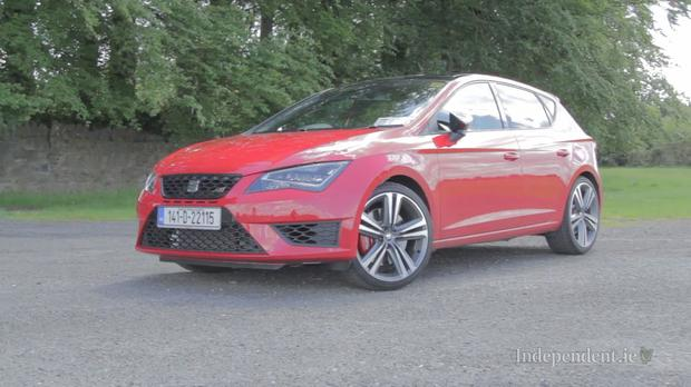 SEAT Leon Cupra 2014 (Generated thumbnail)